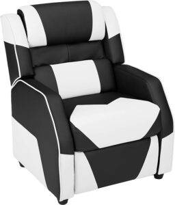 white gaming chair review