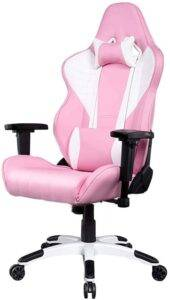 Pink gamin Chair