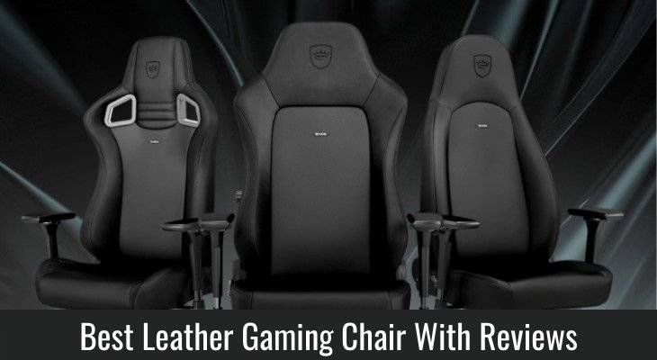 Best Leather Gaming Chair review