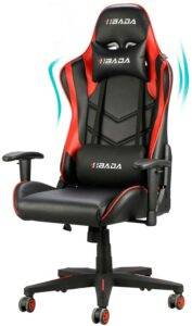Hbada Gaming Chair-Racing Style Ergonomic High Back Computer Chair