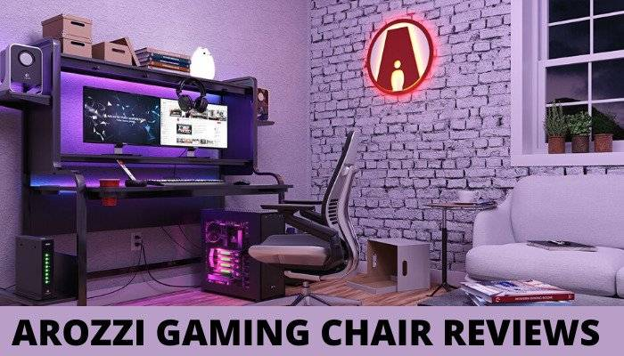 best arozzi gaming chair 2021