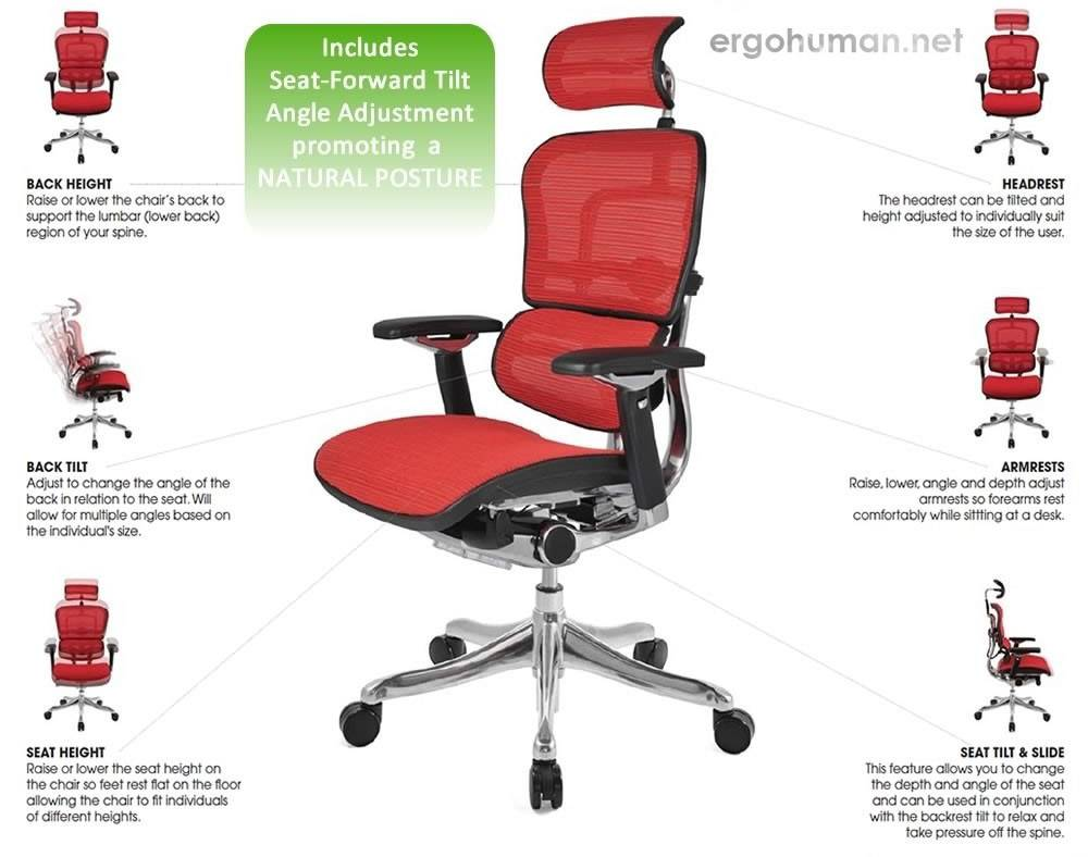 comfotable pc gaming chair