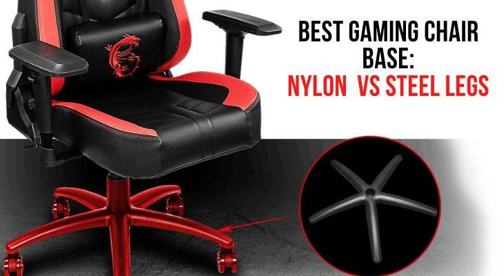 best gaming chair base