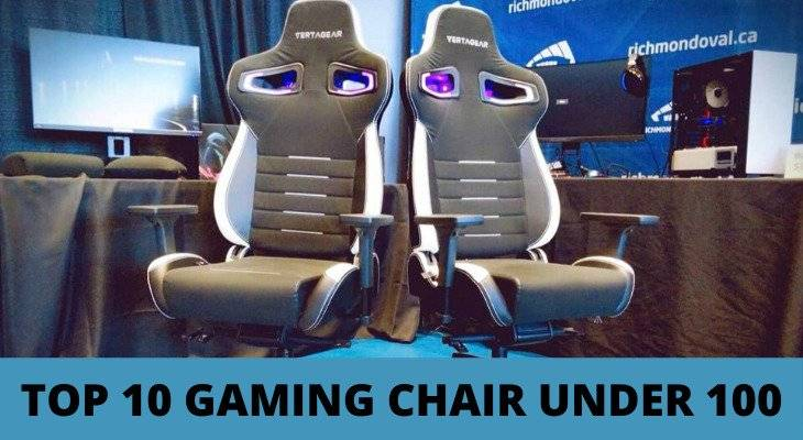 best gaming chair under $100 review