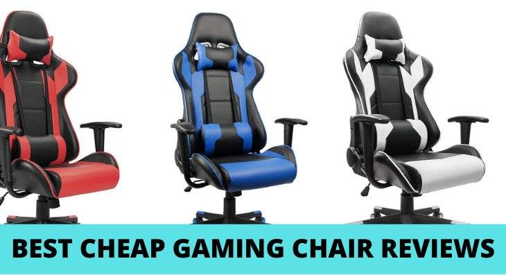 best cheap gaming chair review