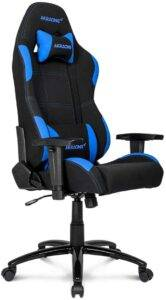 AKRacing Core Series EX-Wide Gaming Chair with Wide Seat best gaming chair under 500$