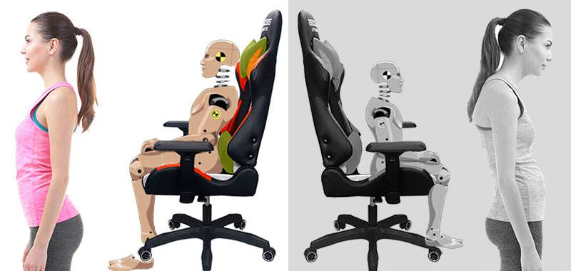 Determining The Optimal gaming chairs Width Gaming Chair Size Guide